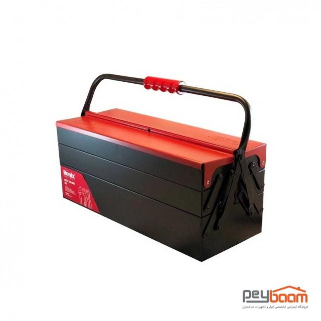 جعبه ابزار فلزی رونیکس مدل RH-9170