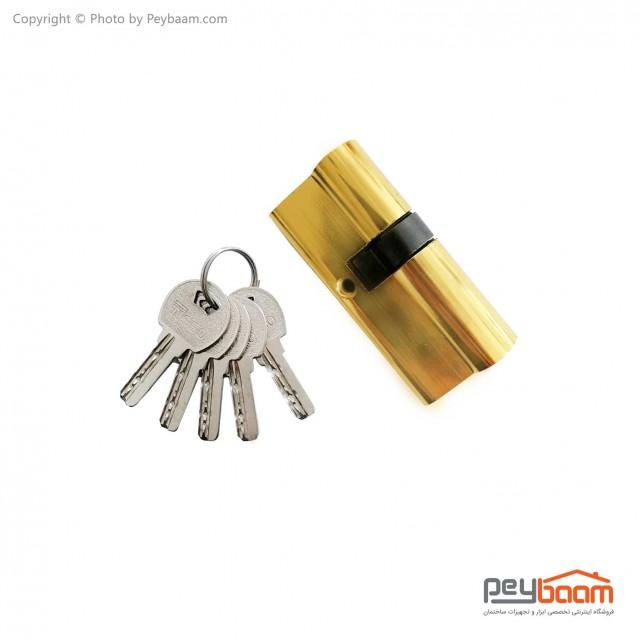 سیلندر قفل تیزو مدل 0025