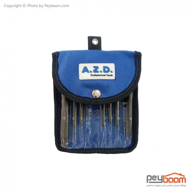 مجموعه 10 عددی آچار آلن .A.Z.D مدل AZD01