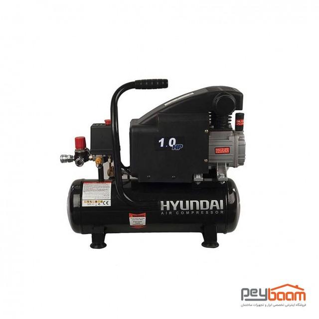 کمپرسور هوای 10 لیتری هیوندای مدل AC-1010