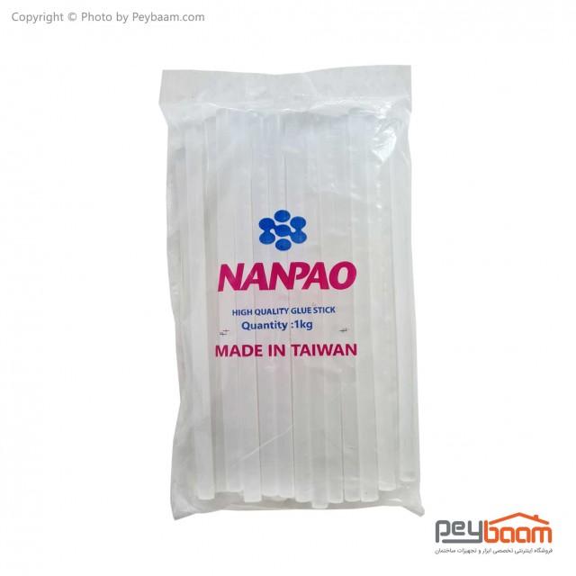 چسب حرارتی ضخیم NANPAO وزن 1 کیلوگرم