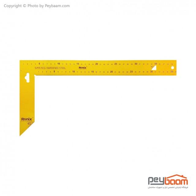 گونیا مهندسی استیل 30 سانتی متری رونیکس مدل RH-9752