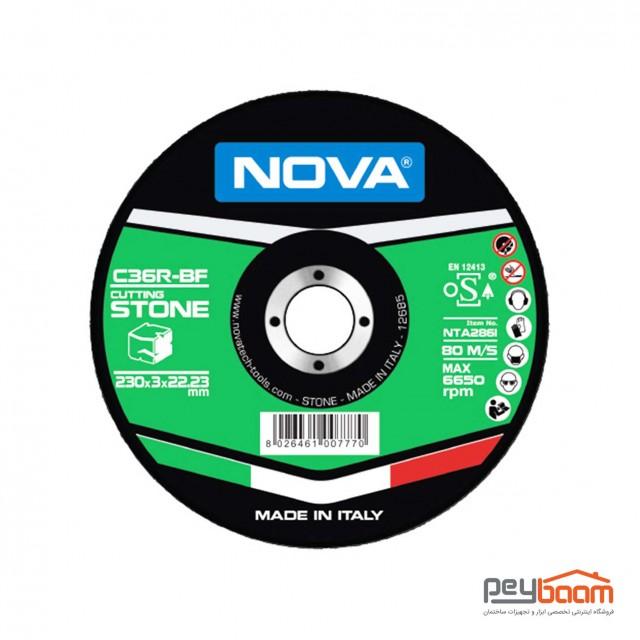 صفحه برش سنگ نووا مدل NTA 2861