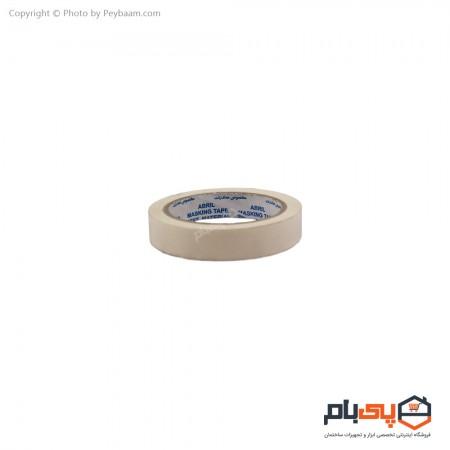 نوار چسب کاغذی آبریل پهنای 2 سانتی متر