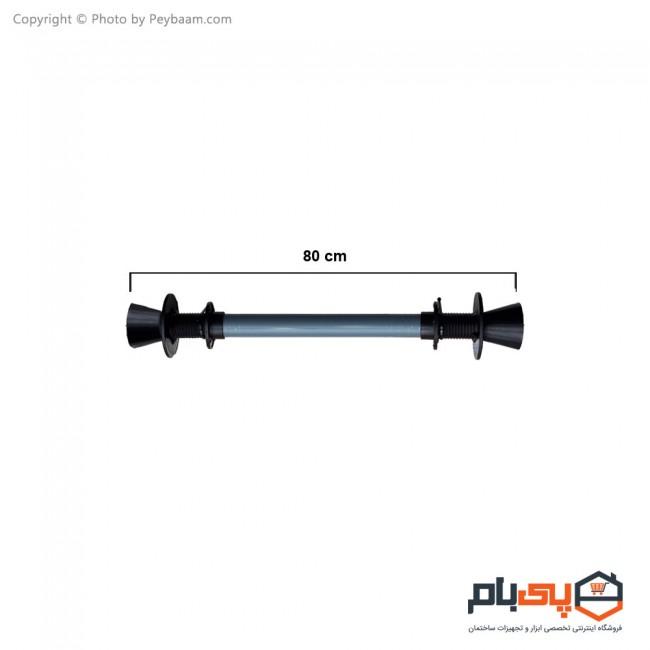میان بولت آب بند پلاستیکی اسپیکو مدل CB80 بسته 25 عددی
