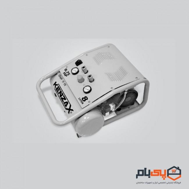 کمپرسور باد بی صدا کنزاکس مدل KACS-108
