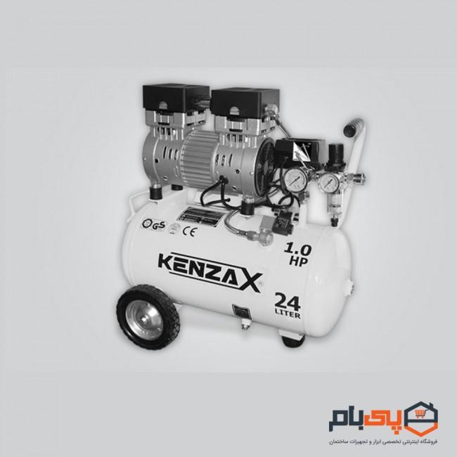 کمپرسور باد بی صدا کنزاکس مدل KACS-124