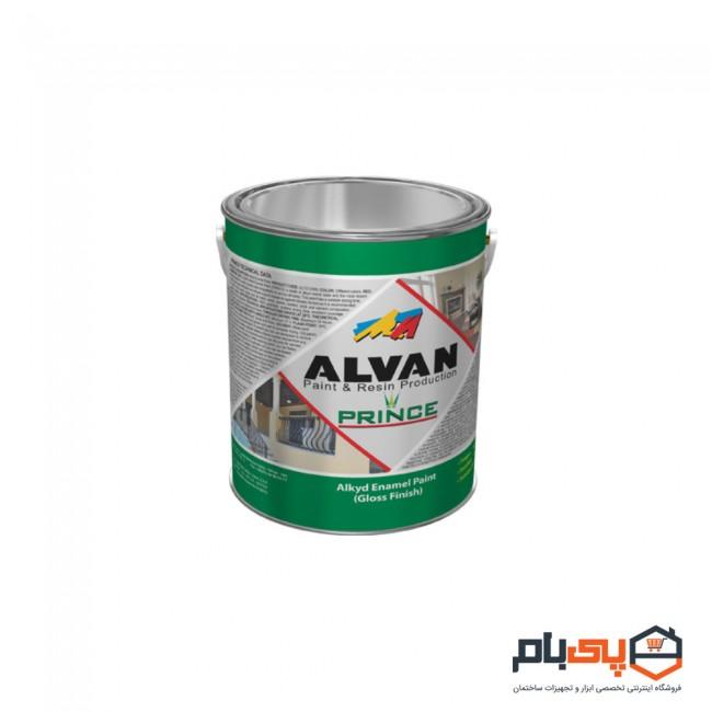 رنگ روغنی آلکیدی الوان مدل ALCO-2009 حجم گالن