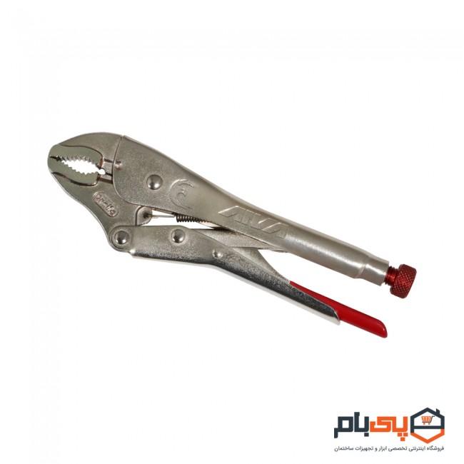 انبر قفلی آروا مدل 4120 سایز 10 اینچ