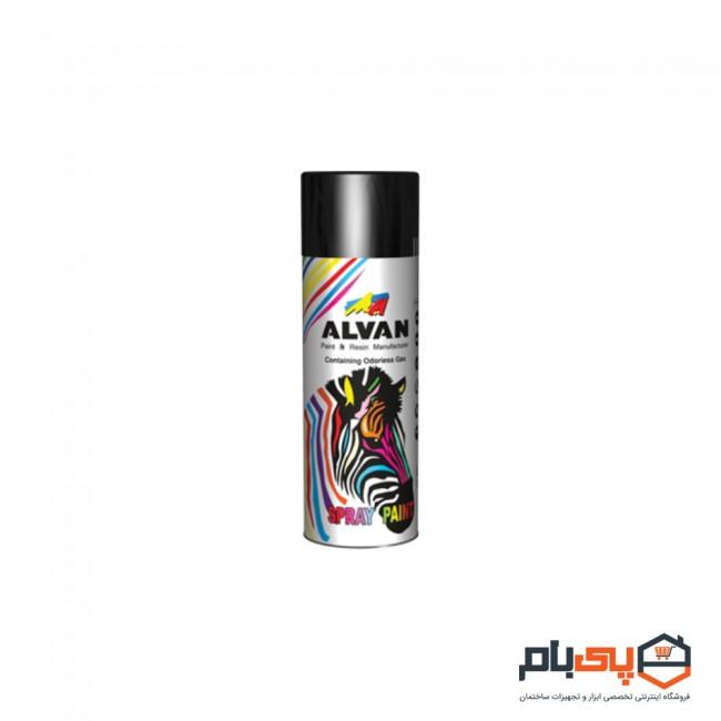 اسپری رنگ الوان مدل ALCO-6000 حجم 400 سی سی