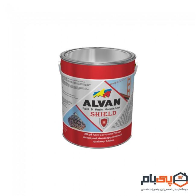 رنگ سوله الوان مدل ALCO-2014 حجم گالن