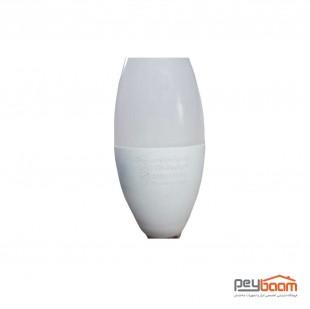 لامپ ال ای دی اشکی 7 وات پارس شعاع توس پایه E14