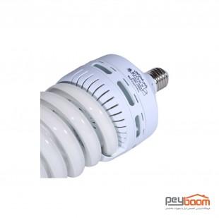 لامپ کم مصرف 85 وات پارس شعاع توس مدل FULL SPIRAL پایه E27