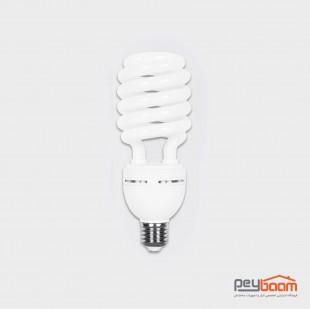 لامپ کم مصرف 40 وات پارس شعاع توس مدل نیمه پیچ پایه E27