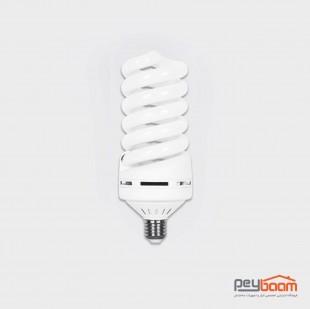 لامپ کم مصرف 50-48 وات پارس شعاع توس مدل تمام پیچ پایه E27