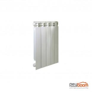 رادیاتور آلومینیومی 5 پره ایران رادیاتور مدل کال 500