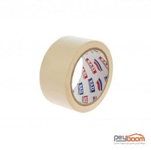 نوار چسب کاغذی رازی پهنای 5 سانتی متر