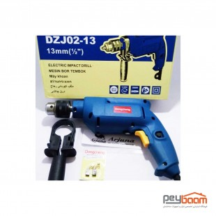 دریل چکشی دانگ چنگ مدل DZJ02-13