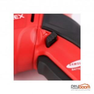 پیچ گوشتی شارژی دنلکس مدل DX-6136