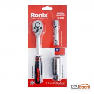 آچار همه کاره رونیکس مدل RH-2600