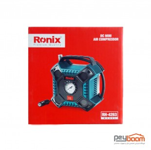مینی کمپرسور باد فندکی رونیکس مدل RH-4263