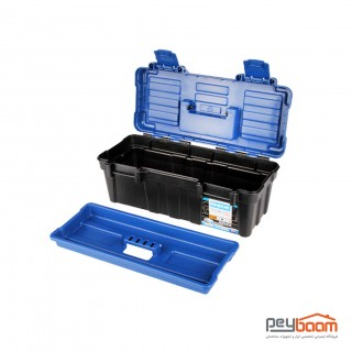 جعبه ابزار پلاستیکی نووا مدل NTB 6017