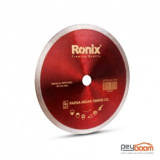 صفحه برش سرامیک و گرانیت رونیکس مدل RH-3508