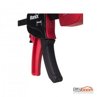 پیچ دستی فشاری سوپر 25 سانت رونیکس مدل RH-7525