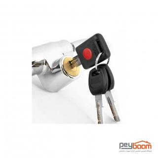قفل فرمان خودرو نووا مدل L200