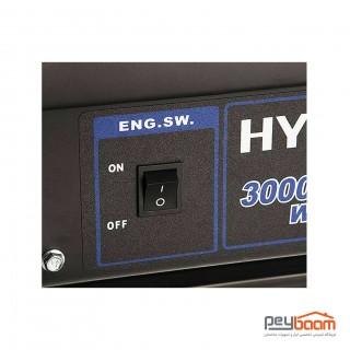 موتور برق هیوندای مدل HG5360-PG