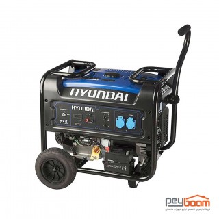 موتور برق هیوندای مدل HG8550-PG