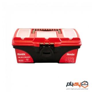 مجموعه 8 عددی ست ابزار الکترونیکی رونیکس مدل PBKIT11