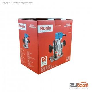 فرز نجاری دو کاره رونیکس مدل 7108