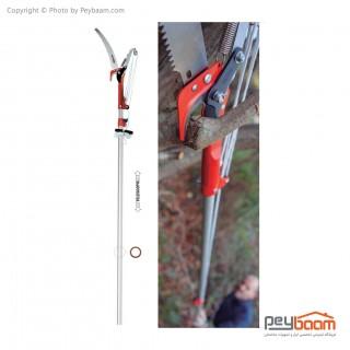 اره شاخه زن و قیچی باغبانی طنابی دسته بلند آلتونا مدل 90601