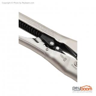 انبر قفلی اتومات هزبورن مدل 57010 سایز 10 اینچ