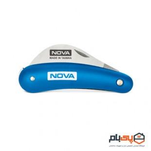 چاقوی باغبانی نووا مدل NTS 2398