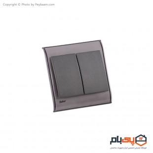 کلید دو پل ثابت الکتریک مدل پرشین