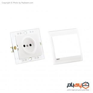 پریز برق ثابت الکتریک مدل پرشین بسته 10 عددی