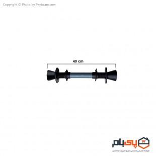 میان بولت آب بند پلاستیکی اسپیکو مدل CB40 بسته 40 عددی