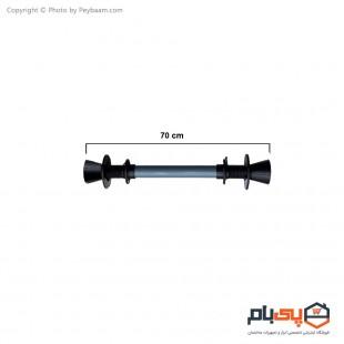 میان بولت آب بند پلاستیکی اسپیکو مدل CB70 بسته 30 عددی