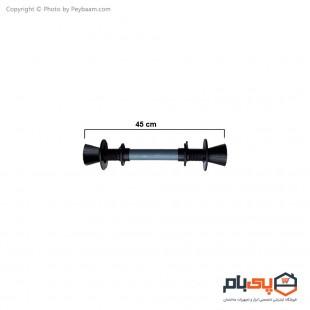 میان بولت آب بند پلاستیکی اسپیکو مدل CB45 بسته 40 عددی