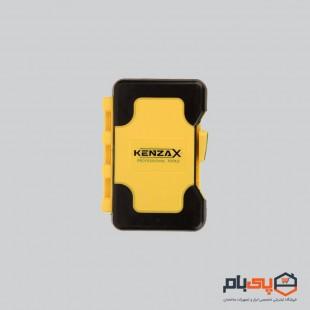 مجموعه 20 عددی مته کنزاکس مدل KDB-120