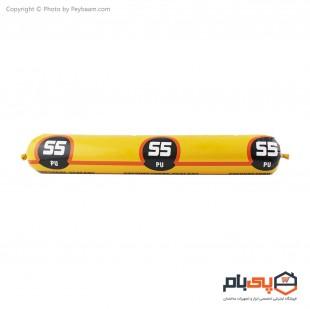 خمیر درزگیر پلی اورتان سوسیسی S5 مدل PU حجم 600 میلی لیتر