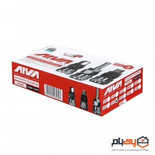کوپلینگ اتومات اتصال باد آروا مدل 3486 سایز 1/4 اینچ
