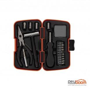 مجموعه 20 عددی ابزار مگا پلاس مدل MP3833