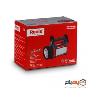 نورافکن دستی رونیکس مدل RH-4230