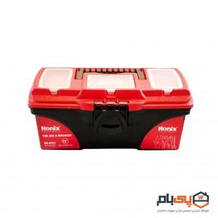 جعبه ابزار پلاستیکی رونیکس مدل RH-9151