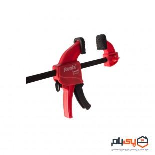 پیچ دستی فشاری 15 سانت رونیکس مدل RH-7502