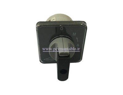 سلکتور کنترل دستی استارتی یکطرفه 16 آمپر (KAVEH)