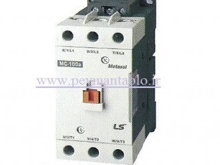 کنتاکتور متاسل 75 آمپر ، 37 کیلو وات ، (LS ، (220V AC